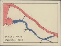 TA_WAT_035 Brielse Maas, afgesloten in 1950,