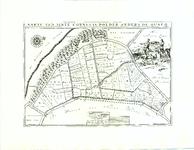 TA_KAARTBOEK1_014 CAARTE VAN SINTE CORNELISPOLDER ANDER DE QUACQ, 1697, afdruk 1991.