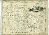 TA_KAARTBOEK2_001 CAARTE van de POLDER WESTENRYK genaamt ZUIDLAND, 1771.