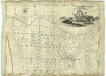 TA_KAARTBOEK2_001A CAARTE van de POLDER WESTENRYK genaamt ZUIDLAND, 1771.