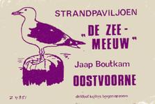 LD2025. Strandpaviljoen De Zeemeeuw.