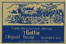 LD2027. café restaurant terras 't Golfie.