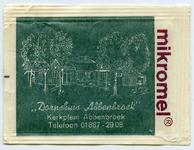 SZ0004. Dorpshuis Abbenbroek.