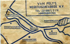 SZ0005. Van Pelt's Werktuigenfabriek N.V..