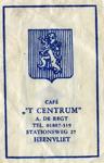SZ0314. Café 't Centrum.