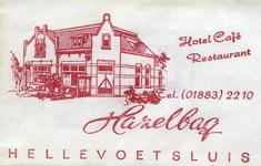 SZ0501. Hotel, Café, Restaurant Hazelbag.
