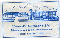SZ0515. Vermaat's Autobedrijf B.V..