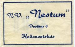 SZ0520. N.V. Nestum.