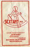 SZ0522. Café, restaurant Sextant - ontvangst- en voorlichtingscentrum bezoekers Deltawerken.