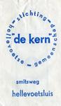 SZ0527. Stichting Hellevoetse Gemeenschap De Kern.