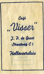 SZ0528. Café Visser.
