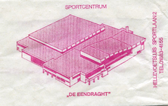 SZ0532A. Sportcentrum De Eendraght.