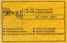 SZ0534. S.G. Stabilo (elektrotechniek, installatietechniek, mechanische techniek, verkooptechniek, kantoortechniek, ...