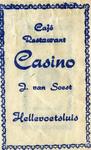 SZ0537. Café, restaurant Casino.