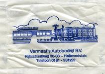 SZ0538. Vermaat's Autobedrijf B.V..