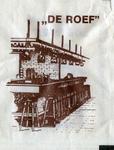 SZ0544A. Café, restaurant De Roef.