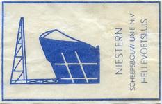 SZ0547. Niestern Scheepsbouw Unie N.V..