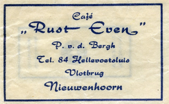SZ0609. Café Rust Even.