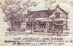 SZ0944. Café Centraal - Er zijn er meer.... maar één met sfeer.