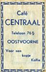 SZ0957. Café Centraal - voor een kopje koffie.