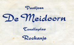 SZ1114. Paviljoen De Meidoorn - Tenellaplas.