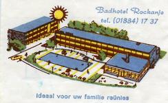SZ1136. Badhotel Rockanje - ideaal voor uw familie reünies.