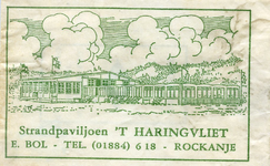 SZ1143. Zomerrestaurant 't Haringvliet.