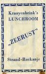 SZ1172. Lunchroom Zeerust.