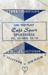SZ1448. Café Sport - Uw trefpunt.