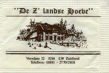 SZ1711. De Z'Landse Hoeve.