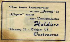 SZ0941. Voor betere haarverzorging en een sportief en elegant kapsel naar dameskapsalon Helders.