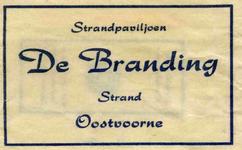 SZ0949. Strandpaviljoen De Branding.