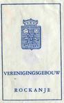 SZ1164. Verenigingsgebouw Rockanje.