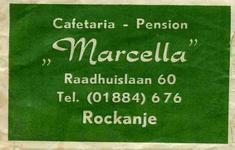 SZ1169. Cafetaria - pension Marcella.