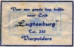SZ1606. Voor een goede kop koffie naar Café Lugtenburg.