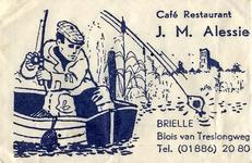 SZ0120. Café restaurant J.M. Alessie.