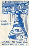SZ0136. Café - pension Carillon.
