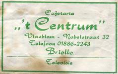SZ0137. Cafetaria 't Centrum.