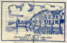 SZ0140. Cafe Dixi.