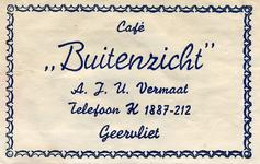SZ0206. Café Buitenzicht.