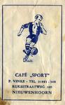 SZ0601. Café Sport.
