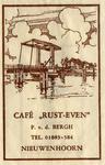 SZ0610. Café Rust Even.