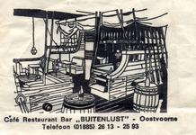 SZ0908. Café, Restaurant, Bar Buitenlust.