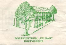 SZ0923. Dorpscentrum De Man.