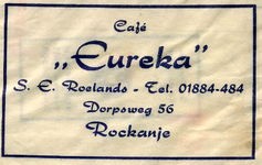 SZ1101. Café Eureka.