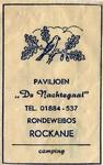 SZ1116. Paviljoen De Nachtegaal - camping.