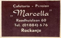 SZ1122. Cafetaria - Pension Marcella.