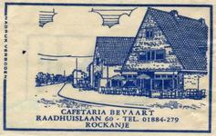 SZ1125. Cafetaria Bevaart.