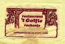 SZ1158. Restaurant 't Gofje.
