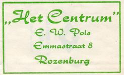 SZ1201. Het Centrum.